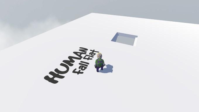 フラット 登り 壁 フォール ヒューマン
